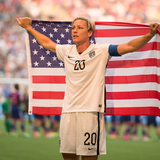 5d60e556b34 CLASS OF 2019  Abby Wambach s Impact Forever Etched in History ...