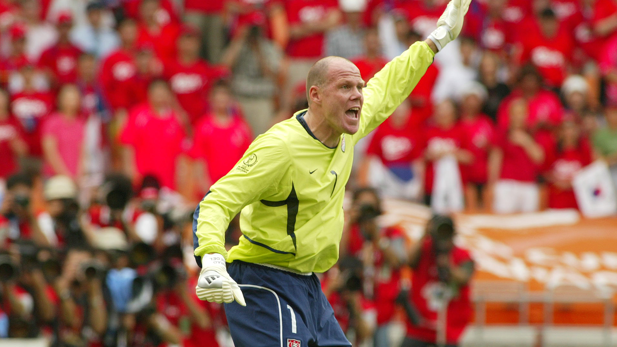 Brad Friedel Goalkeeper