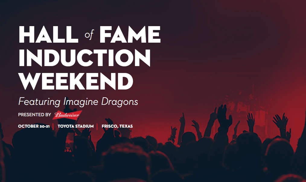 Imagine Dragons Headline 2018 National Soccer Hall Of Fame