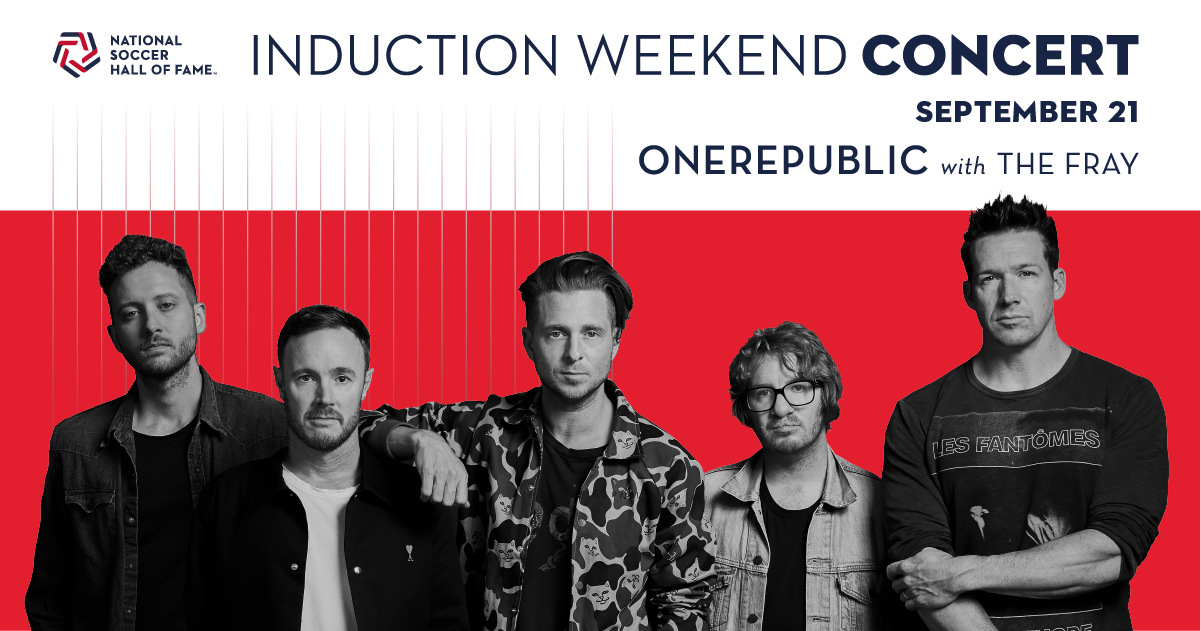 banner for onerepublic